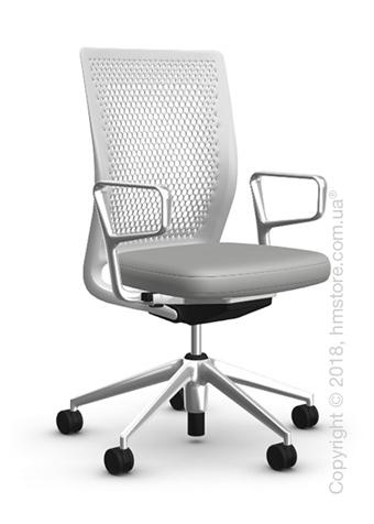 Кресло Vitra ID Air Soft Grey, Plano Cream White Sierra Grey