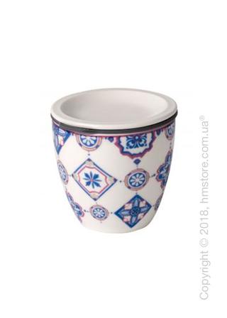 Чашка с крышкой Villeroy & Boch коллекция To Go Indigo S, 80 мл