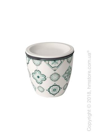 Чашка с крышкой Villeroy & Boch коллекция To Go Jade S, 80 мл