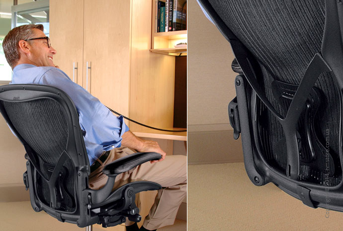 Офтсные кресла Herman Miller