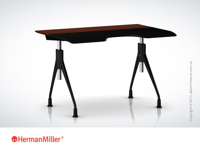 Стол Herman Miller Envelop Desk, Part NO.: Y7755.WAEGBUG7