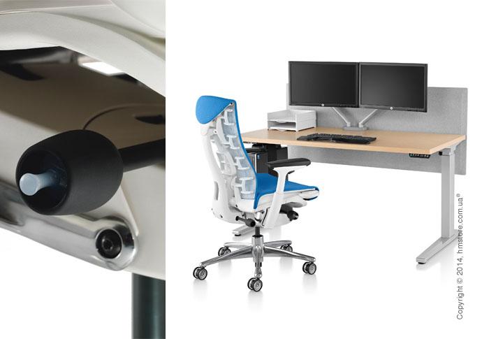 Кресло для работы за компьютером Embody