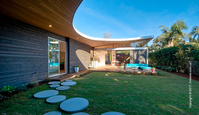 case study houses california