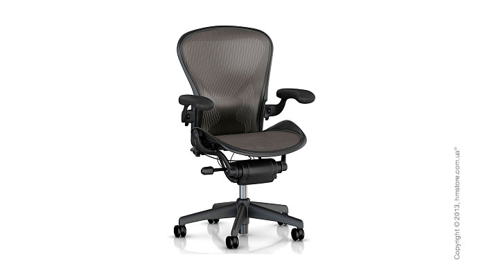 Кресло Herman Miller Aeron, Part NO.: AE113AFBPJG1C73D012109
