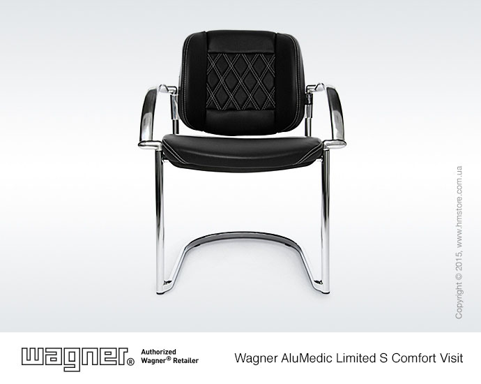 Кресло Wagner AluMedic Limited S Comfort Visit, Part. No: AT9BV70