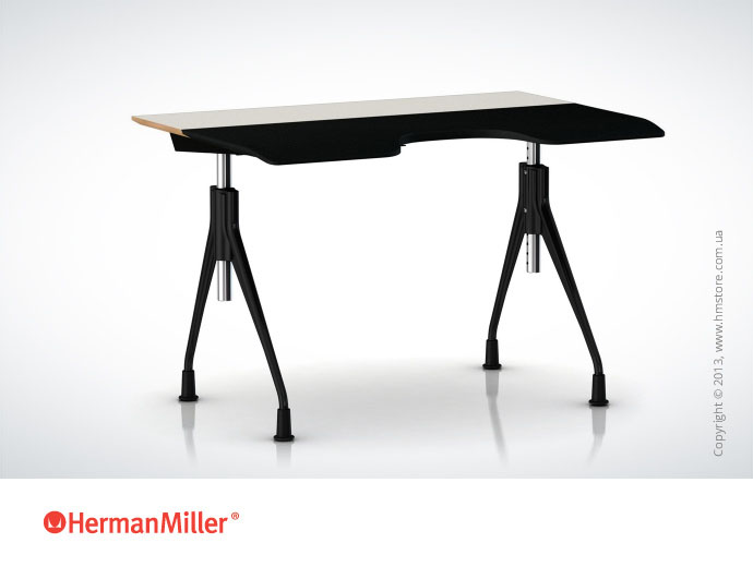 Стол Herman Miller Envelop Desk, Part NO.: Y7755.LA91BUG7